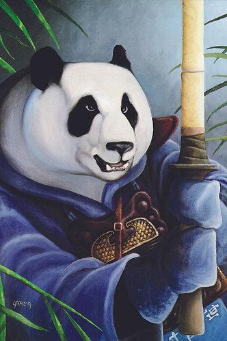 Panda Khan: Chapter 1 _ Virgin Cover B
