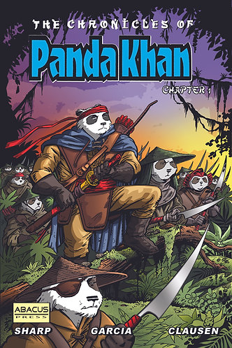 Panda Khan: Chapter 1 _ Cover A