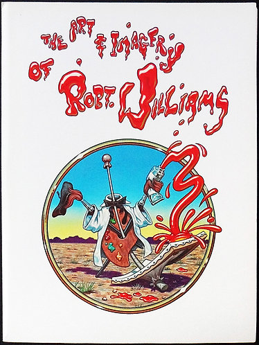 Art and Imagery of Robert Williams