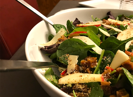 A Cozy Cupola Salad