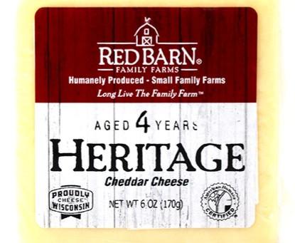 4 Year Aged Heritage Cheddar