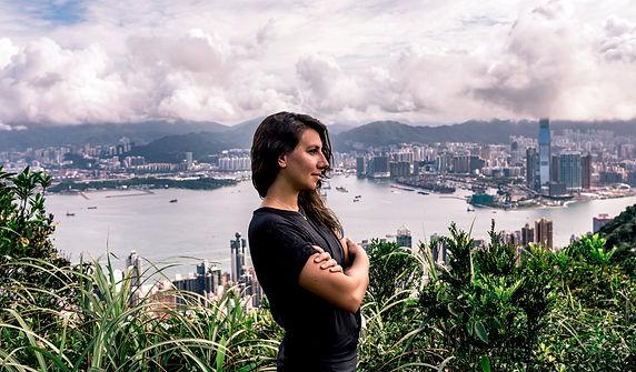 Nathalie, Low Waste Activist