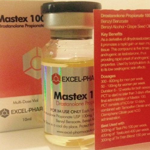 Masteron dosing