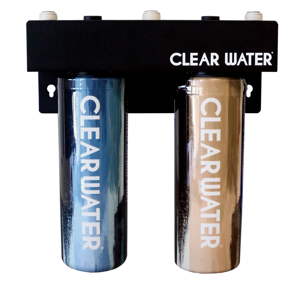 02 Residential Water Filter-Clear Water