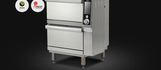 multi-deck rice cooker series - 2-deck -