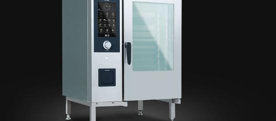 Steam Convection Oven - 10 Levels - PLSC