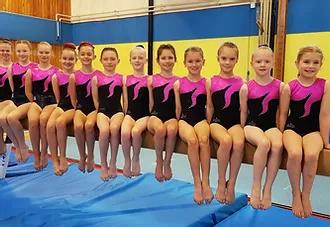 Squad Gymnasts