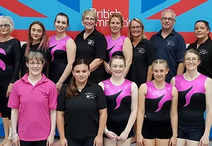 Adult Squad at the British Championships