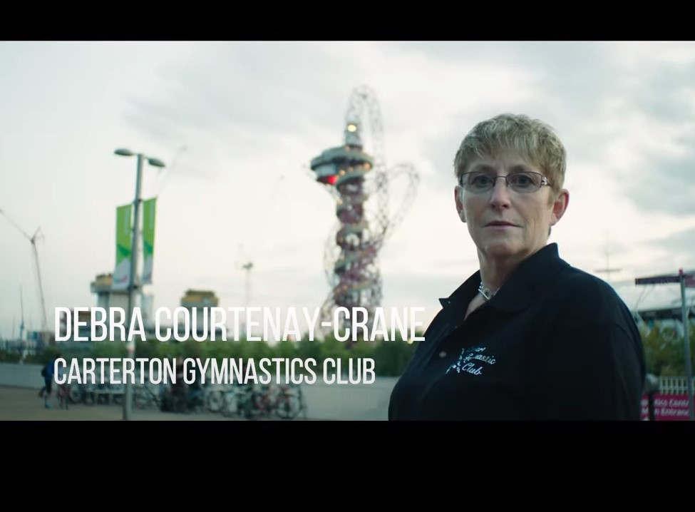 Unsung Hero, Debra Courtney-Crane