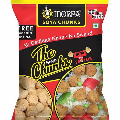 Morpa Spices - Soya Chunk