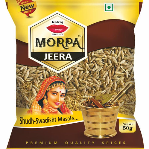 Morpa Spices - Jeera