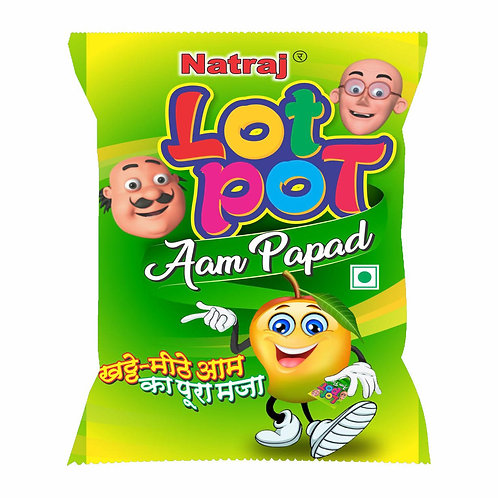 Natraj Lot Pot Aam Papad