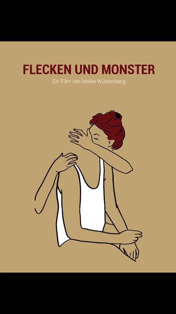 Flecken und Monster