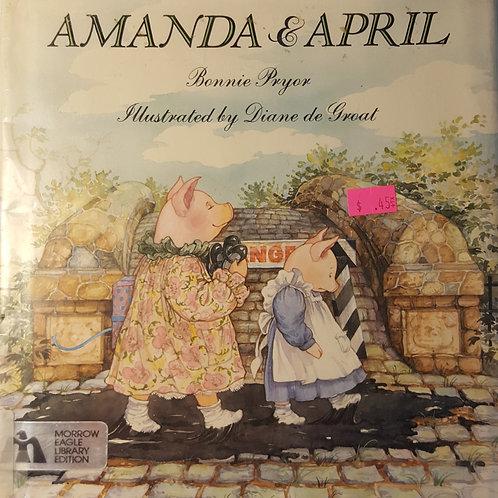 Amanda & April