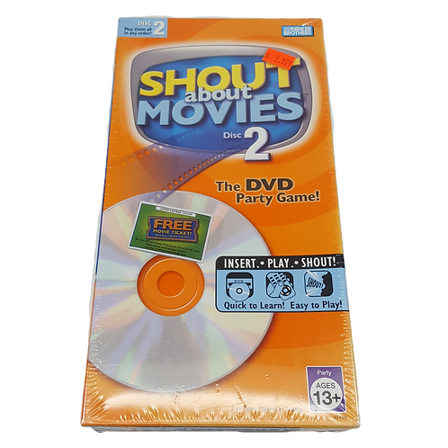 Shout About Movies Disc 2