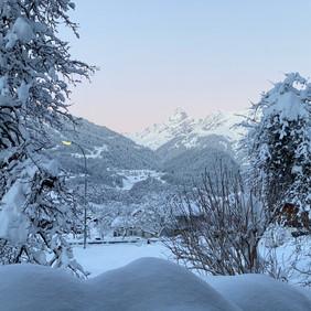 Winter Zimba