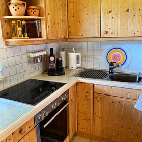 Gästehaus Mair, Ferienwohnung 1, Küche 3.JPG