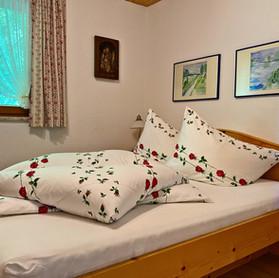 Gästehaus Mair, Ferienwohnung 1, Schlafzimmer 4.JPG
