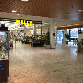 Billa, Silvretta Center