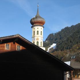 Schruns Kirche 1