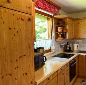 Gästehaus Mair, Ferienwohnung 1, Küche 1.JPG