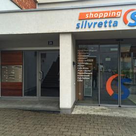 Eingang Wohnung, Silvretta Center