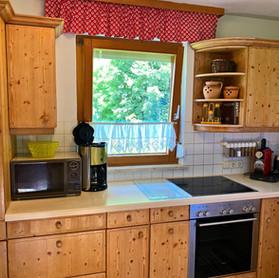 Gästehaus Mair, Ferienwohnung 1, Küche 2.JPG