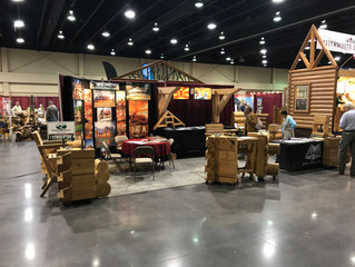 Atlanta Log & Timberframe Home Show 2019