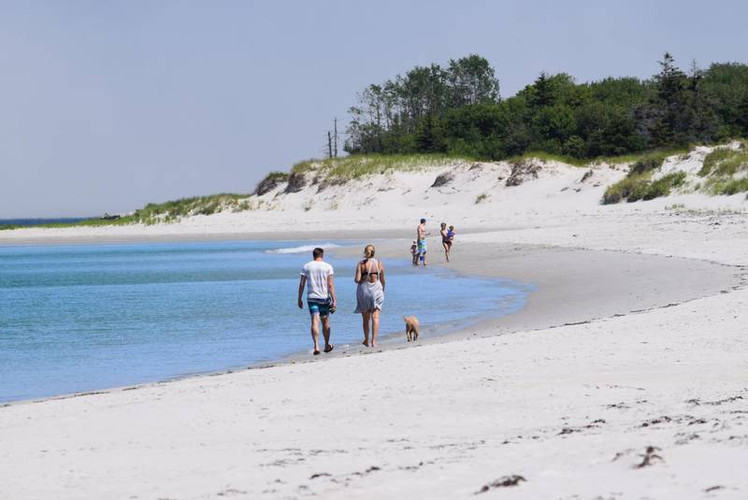 Visit the beautiful sandy beaches with warm water