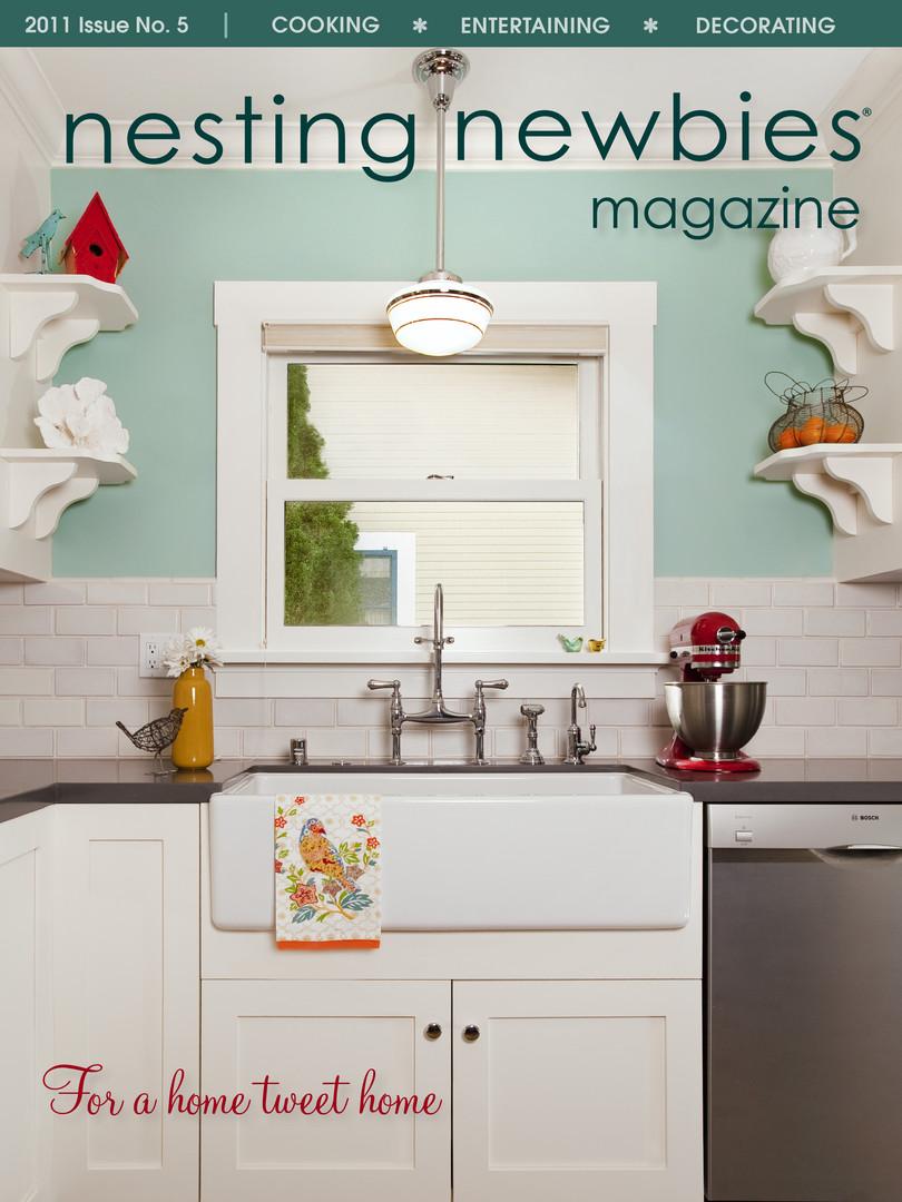 Nesting Newbies Magazine No. 5