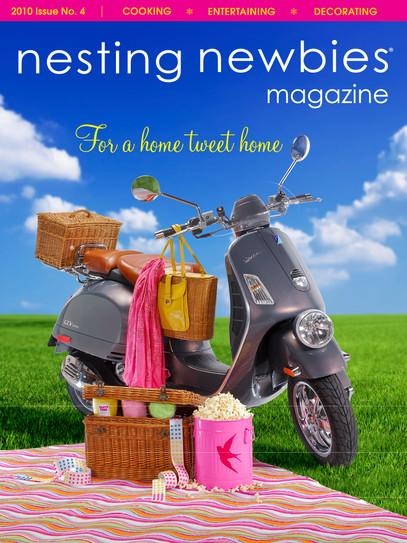 Nesting Newbies Magazine No.4