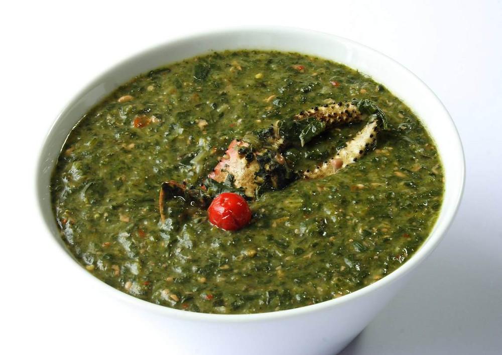 Callaloo Soup ile ilgili görsel sonucu