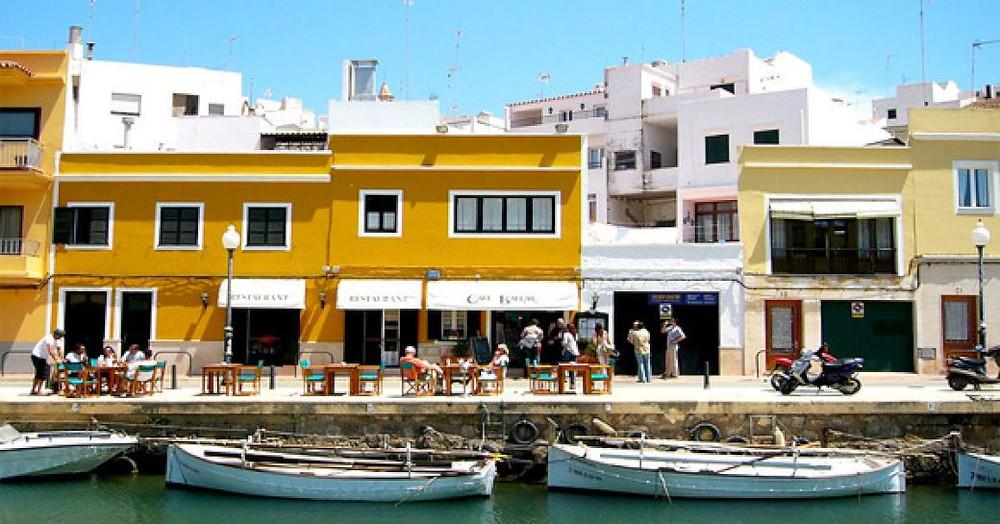 Cafe Balear, Cituadella in Mallorca