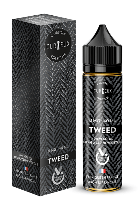 Tweed - Curieux Edition Essentielle
