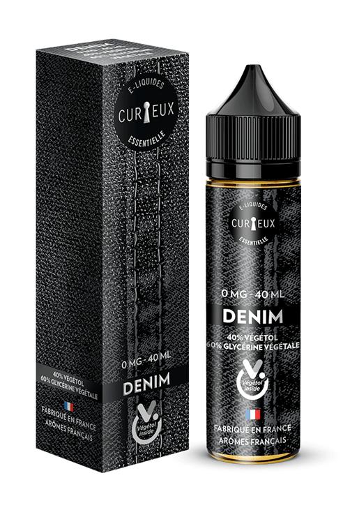 Denim - Curieux Edition Essentielle