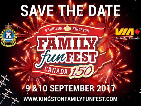 Garrison Family Fun Fest September 9-10 2017