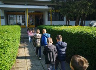 Posjet Glazbenoj školi