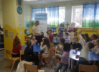 Edukacija za djecu o recikliranju otpada