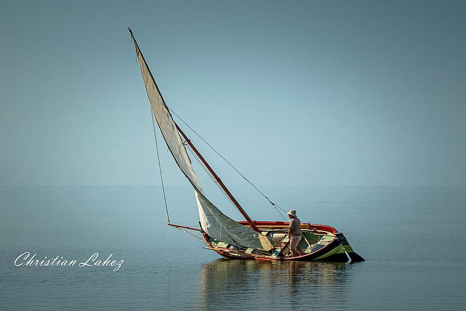 Barque Catalane Saint Hippolyte