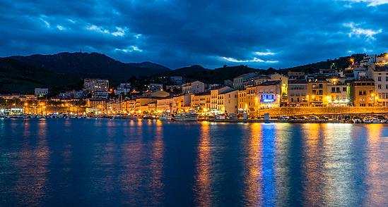 """Port-Vendres """"puzzle"""""""