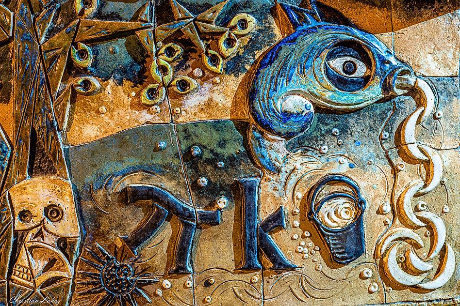Fontaine Picasso 66400 Céret