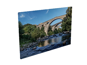 Le Tech et le pont du diable Céret Vallespir Occitanie France