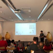 Storytelling at Art Gallery SA