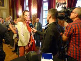 VRT Intervieuw met Lieven De Brauwer