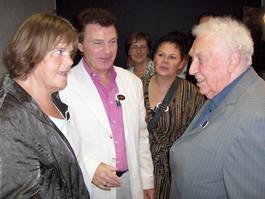 Felicitaties van Margriet, Danny Dean en Liz Larssen