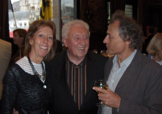Will Ferdy met Rudi en Niki van DK-Studio