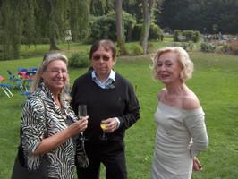 Lea Thijs, Emiel Goelen en echtgenote Sonja