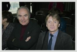 Frans Maes en Jan Baeyens (Sabam)