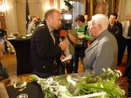 VRT intervieuw met Will Ferdy