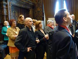 Lieven De Brauwer, Liliane Saint-Pierre en Luc Caals